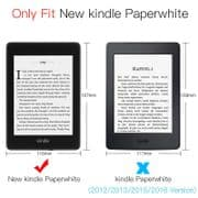 Kindle Smart Case Cover Dont Touch